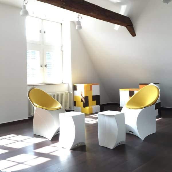 Design Thinking Raum mieten Düsseldorf - allynet