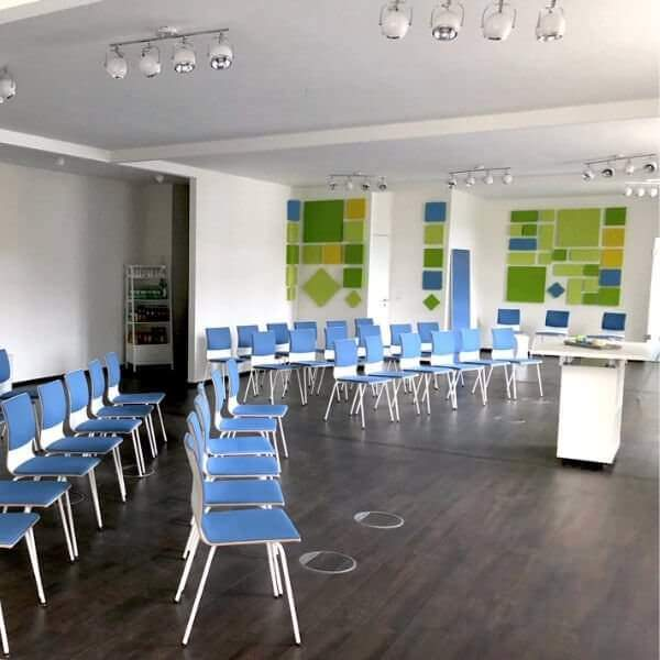 Innovative Konferenzräume in Düsseldorf mieten allynet