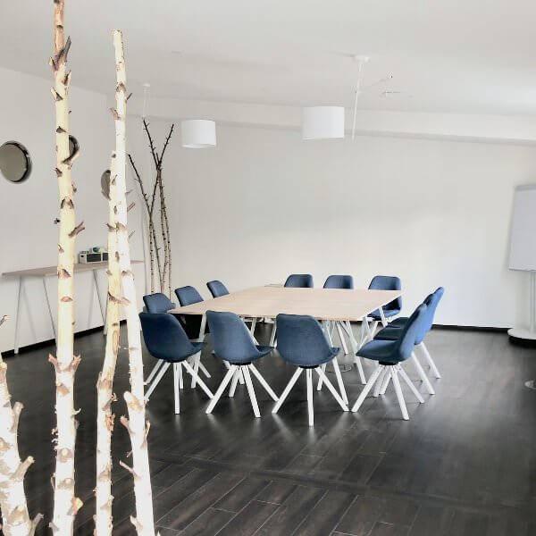 Meetingräume mieten Düsseldorf - allynet
