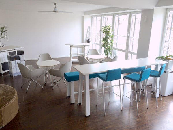 Coworking Space München | allynet