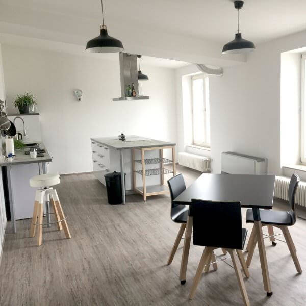 Kitchen Lounge Duesseldorf