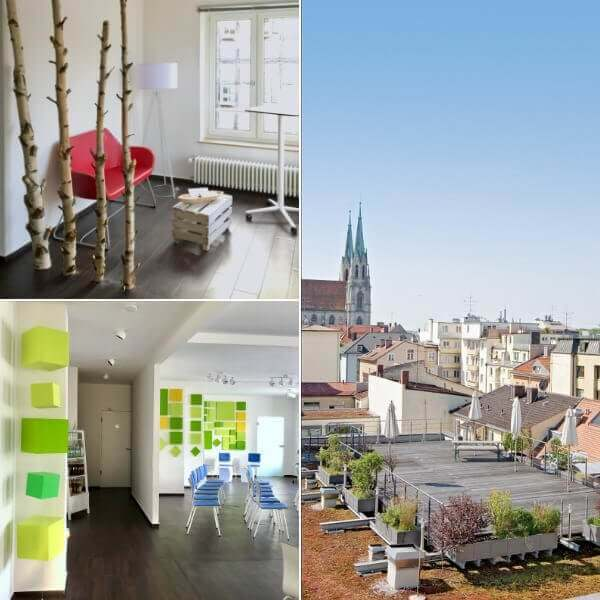 Book our Workloft in Munich or our TownHouse Düsseldorf - allynet