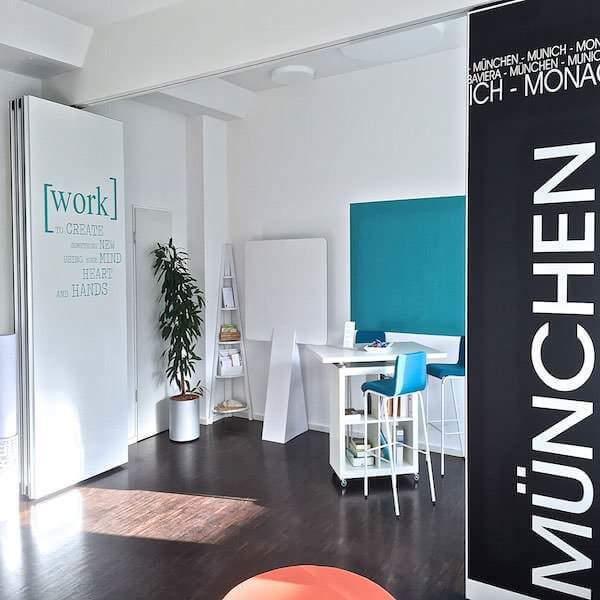 Seminarraum mieten in München und Düsseldorf