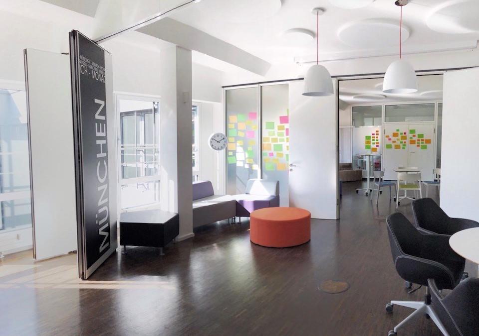 Warum Workshops den richtigen Raum brauchen.