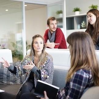 Design Thinking Teambuilding Workshop allynet