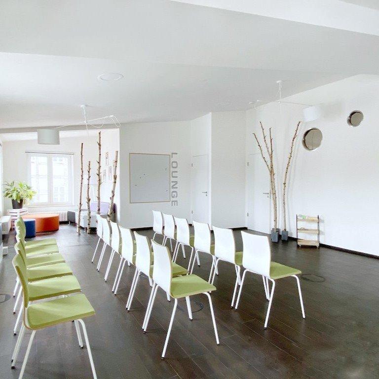 Seminarraum mieten Düsseldorf Zentrum bei allynet