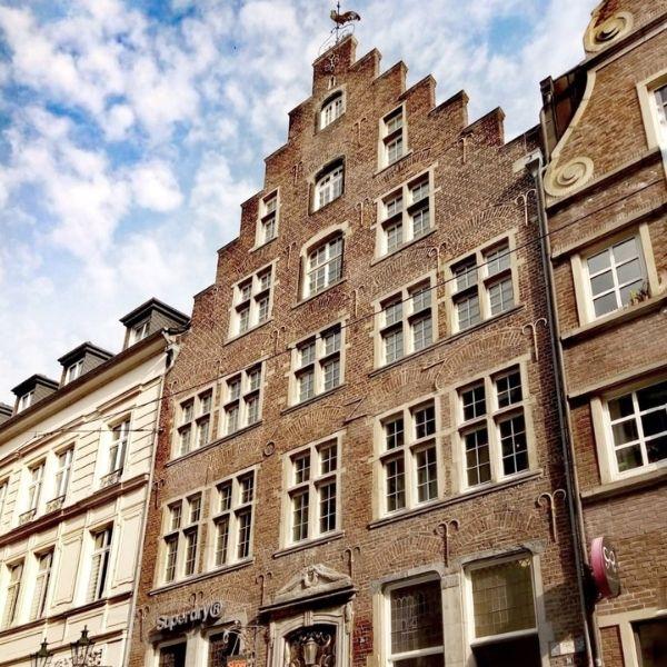 Meeting in historischem Haus zum Kurfürsten, allynet Düsseldorf